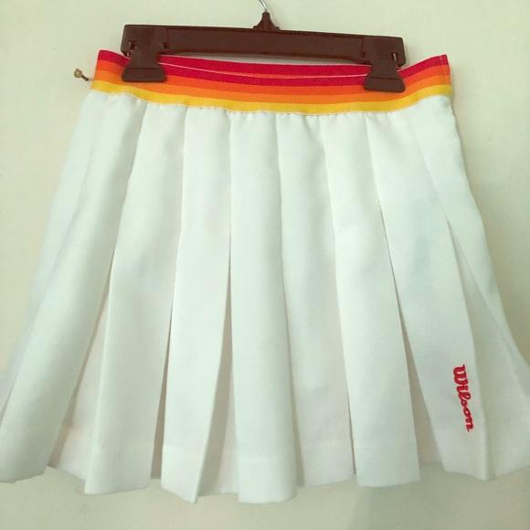 fe14e028da7 Forever 21 x Wilson Dresses   Skirts - Wilson Pleated Tennis Skort